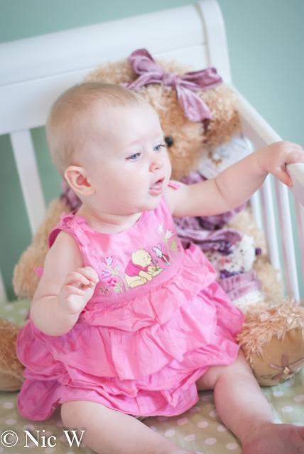 Astrid 7 months 1