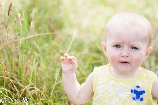 Astrid 7 months 4