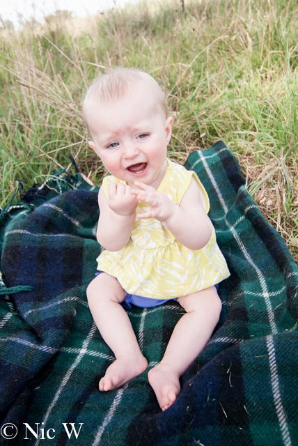 Astrid 7 months 5