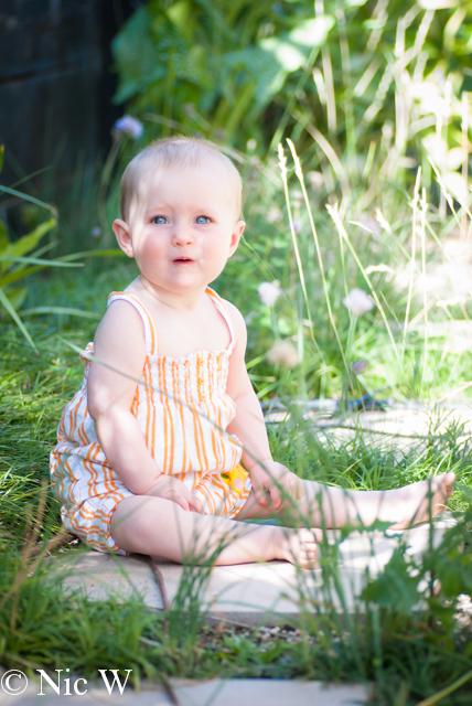 Astrid 7 months 6