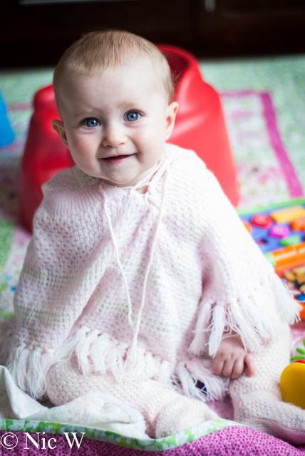 Astrid 7 months 7